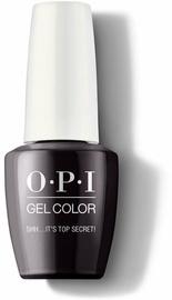 Лак-гель OPI Gel Color Shh…It's Top Secret, 15 мл