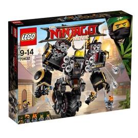 Konstruktorius LEGO Ninjago, Žemės drebėjimo robotas 70632