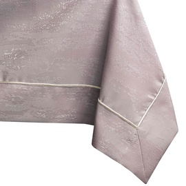 Скатерть AmeliaHome Vesta PPG Powder Pink, 120x120 см