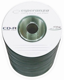 esperanza 2080 Mini CD-R 32x 195MB Spindle 100 CD's
