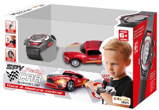 Gerardos Toys RC Spy Car 44144