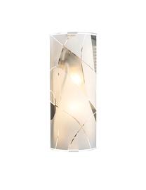 Sieninis šviestuvas Globo Paranja 40403W1, 2X60W, E27