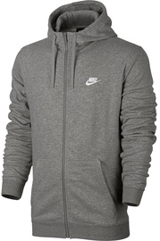 Nike Hoodie NSW FZ FT 804391 063 Gray 2XL