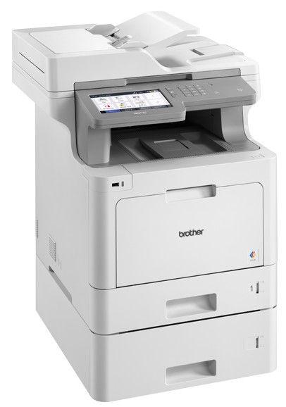 Daugiafunkcis spausdintuvas Brother MFC-L9570CDWT, lazerinis, spalvotas