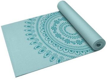 Gaiam Yoga Mat 172x60cm Turquoise