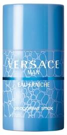 Vīriešu dezodorants Versace Man Eau Fraiche, 75 ml