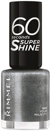 Rimmel London 60 Seconds Super Shine 8ml Nail Polish 808