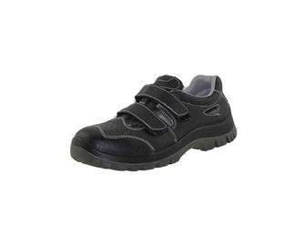 Vyriški darbiniai sandalai, be aulo, juodi, 43 dydis