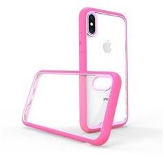 Чехол Devia Elegant Anti-Ahock iPhone XS/X, розовый