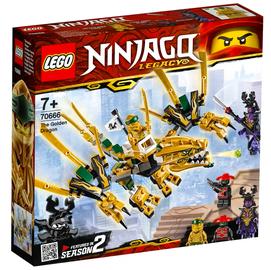KONSTRUKTOR LEGO NINJAGO 70666