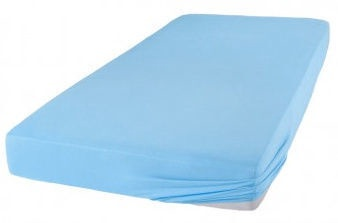 Bradley Bed Sheet Blue 90x200cm