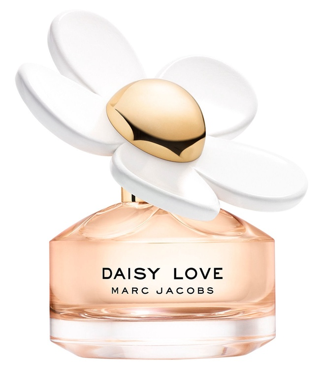 Rinkinys moterims Marc Jacobs Daisy Love 50 ml EDT + 75 ml Body Lotion + 75 ml Shower Gel