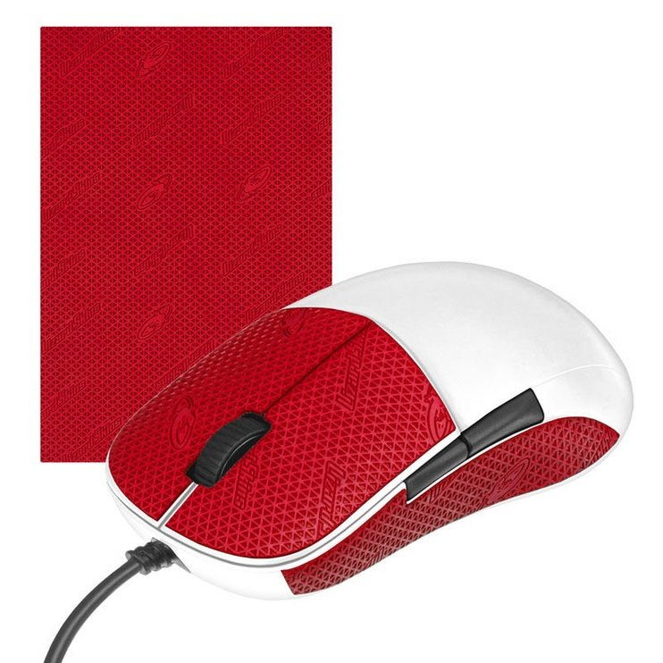 Lizard Skins DSP Mouse Grip 0.5mm Crimson Red