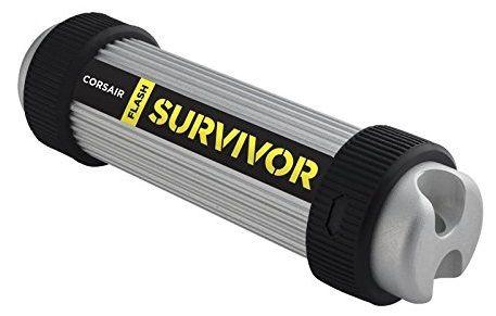 USB atmintinė Corsair Flash Survivor, USB 3.0, 128 GB