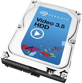Seagate Video 3.5 HDD 500GB 5900RPM SATAIII 64MB ST500VM000