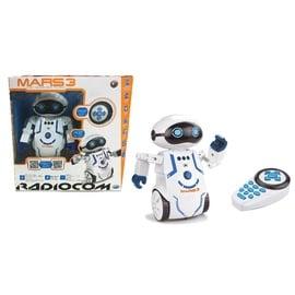 Žaislinis robotas Radiofly Radiocom Mars 3 40952