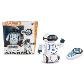 Rotaļu robots Radiofly Radiocom Mars 3 40952