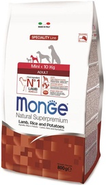 Monge Speciality Line Mini Adult Lamb & Rice 800g