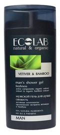 Dušo želė ECO Laboratorie Freshness Vetiver & Bamboo, 250 ml