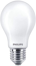 LED lamp Philips A60 10.5W, E27, WW 1521lm