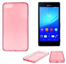 Чехол Telone Ultra Slim Back Case Sony Xperia M4 Aqua Coral