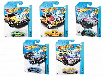 Mattel Hot Wheels Color Shifters BHR15
