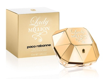 Kvepalai Paco Rabanne Lady Million 50ml EDP