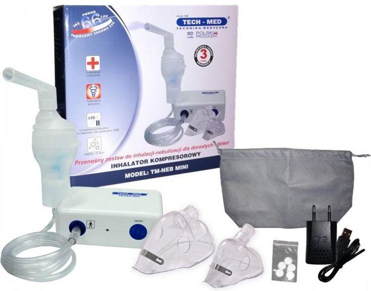 Tech-Med TM-NEB Mini Inhaler