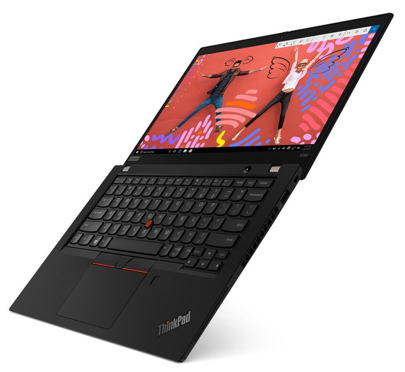 Lenovo ThinkPad X390 Black 20Q0002PMX