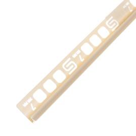 Plaadiliist 027005, 7 mm/2,5 m, elevandiluu