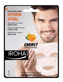 Iroha Nature Hydra Vital Vitamin Complex Tissue Face Mask 23ml