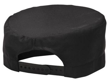 Viesnīcu Tekstils Chef Hat S899 S/M Black