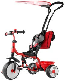 Milly Mally Boby Deluxe Tricycle Red