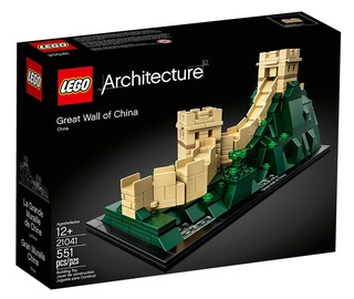 Konstruktorius LEGO Architecture Great Wall Of China 21041