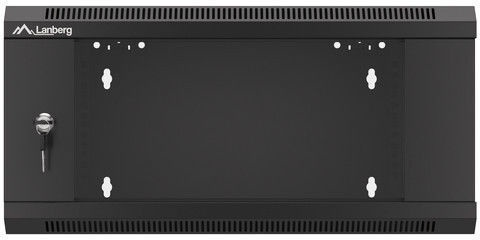 Серверный шкаф Lanberg Wall-Mounted Rack 4U/570x600 WFFA-5604-10B