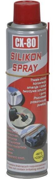 CX80 Silicone Spray 300ml