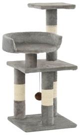 Когтеточка для кота VLX Cat Tree, 300x300x650 мм