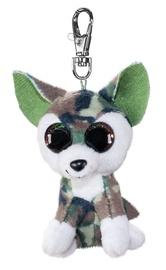 Lumo Stars Key Chain Wolf Woody 8.5cm