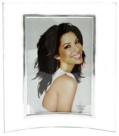 Avatar Photo Frame Glass Silver 10x15cm