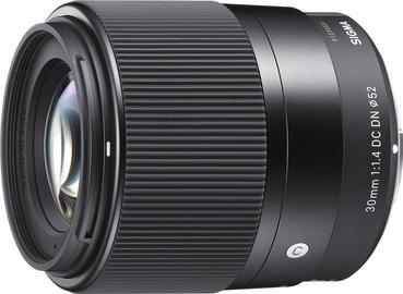 Objektiiv Sigma 30 f/1.4 DC DN Contemporary for Sony-E Mount, 265 g