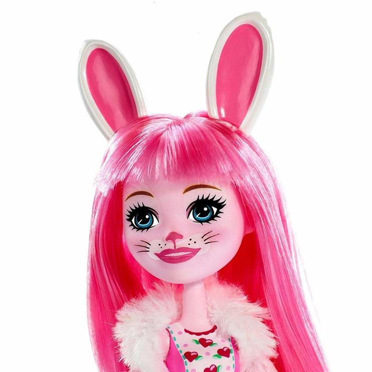 Кукла Mattel Enchantimals Bunny FXM73