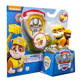 Rotaļlietu figūriņa Spin Master Paw Patrol Pup & Badge 6022626