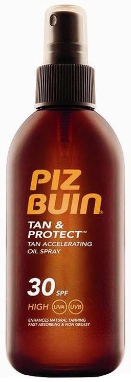 Piz Buin Tan & Protect Tan Accelerating SPF30 150ml Oil Spray