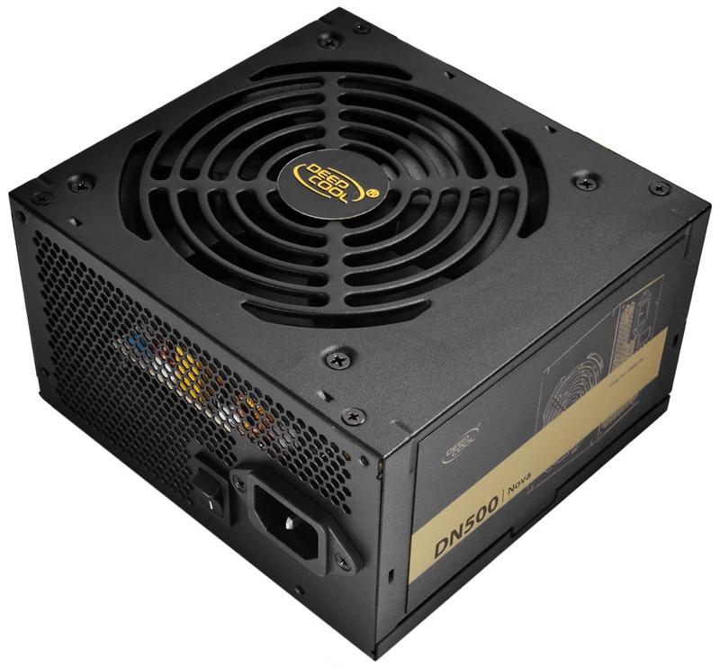 Deepcool DN500 PSU 500W ATX 2.3 XDC-DN500