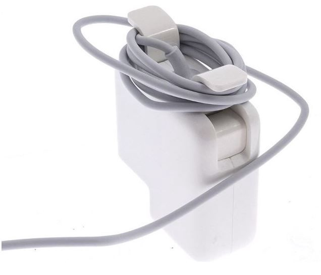Green Cell Laptop Power Adapter For Apple 45W White