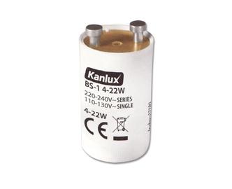Starteris Kanlux BS-1 4-22 W