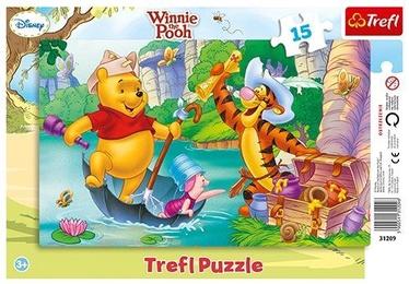 Pusle Trefl Disney Winnie The Pooh 31209, 15 tk