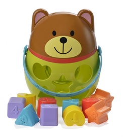 Britton Bear Shape Sorter B1914