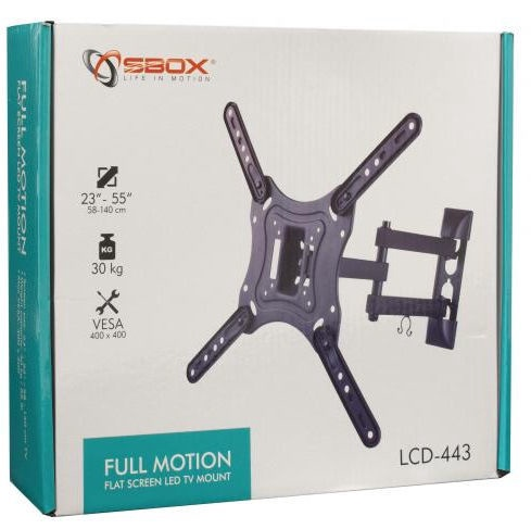 Sbox LCD Wall Mount 23-55''