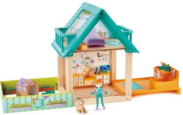Hape Furry Friend Vet Set E3408